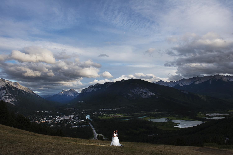 CHARMIN LEE WEDDING BANFF PHOTOGRAPHY