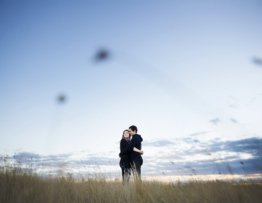 lethbridge engagement, lethbridge photographer, best lethbridge photographer, sunset, galt gardens, fall