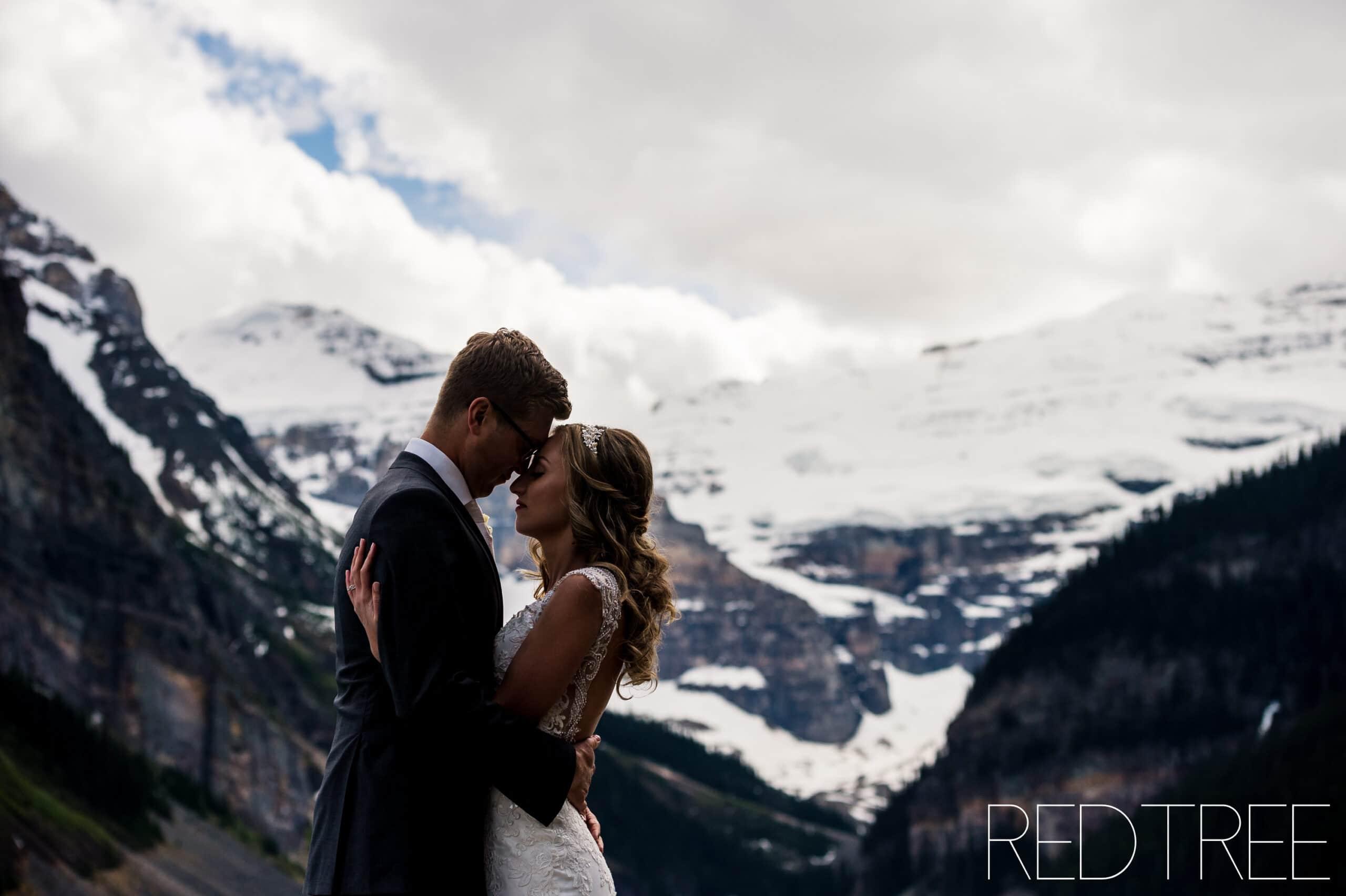 Fairmont Chateau Lake Louise Wedding Banff National Park