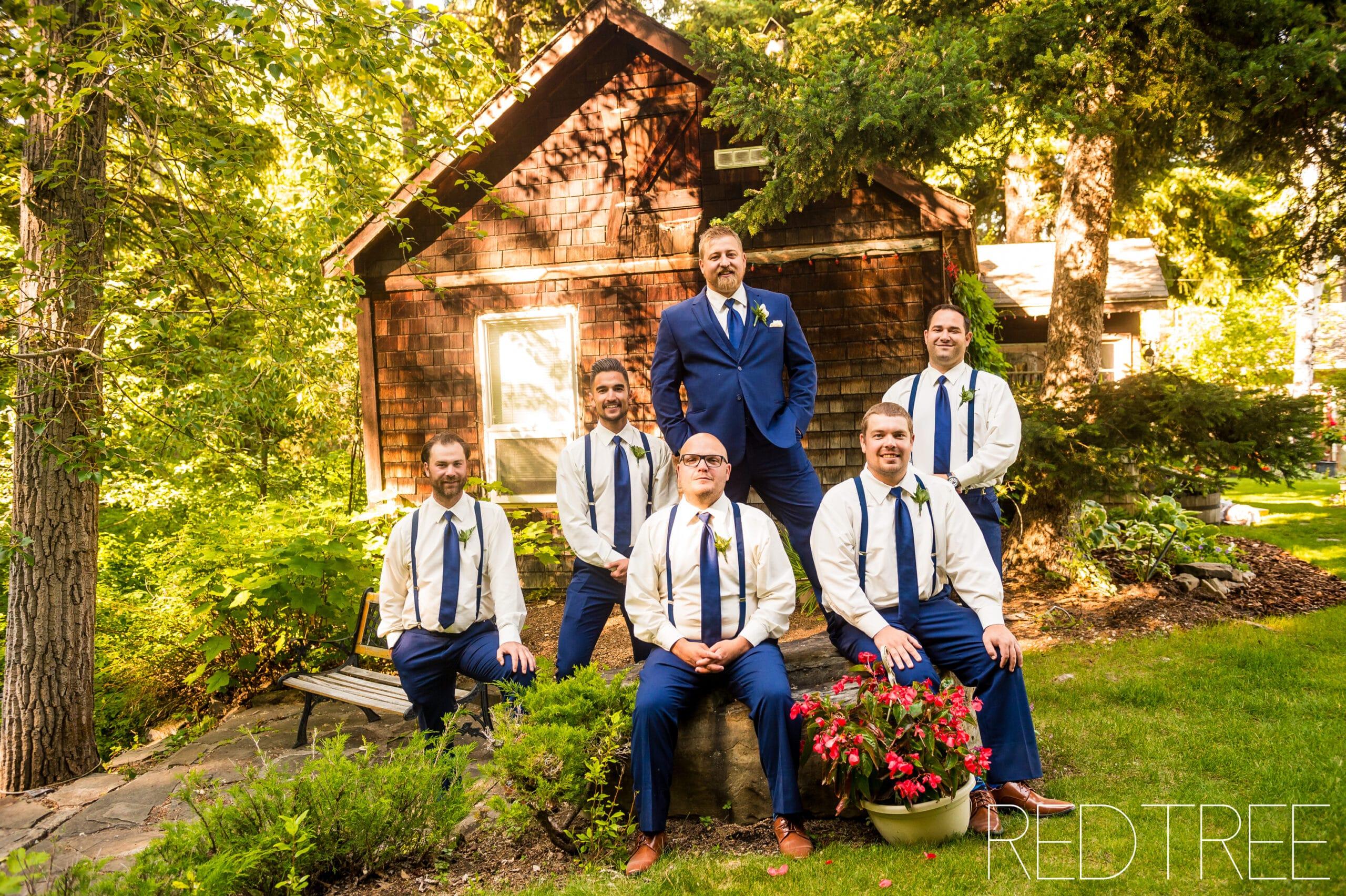 Crowsnest Pass Photographer Springbreak Flower Farm Wedding